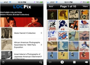 LOCPix: New iOS App Provides Access to Digitized Photos from the Library of Congress