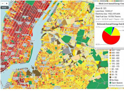 Interactive Map: New York City Energy Mapping Project (Block by Block Data)